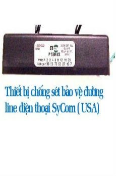 Cắt lọc sét SYCOM SYC-8P/130