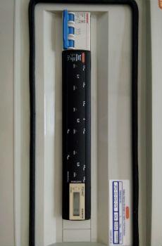 Thiết bị cắt lọc sét 3 pha novaris SFE3-63-250-275