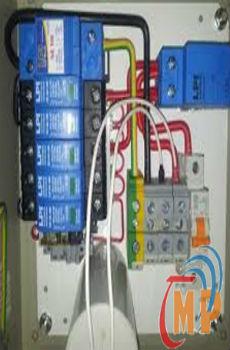 Tủ cắt sét 1 pha LPI 1PPM50KA-NE