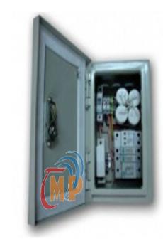 Tủ cắt sét 1 pha LPI SF140A-NE-SS480