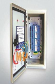 Tủ cắt sét 3 pha LPI 3PPMSST50kA-NE