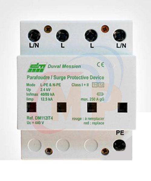 chống sét lan truyền duval-messien-DM112 IT2 NPE