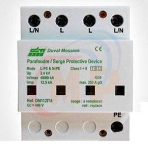 chống sét lan truyền duval-messien-DM112-IT3-NPE
