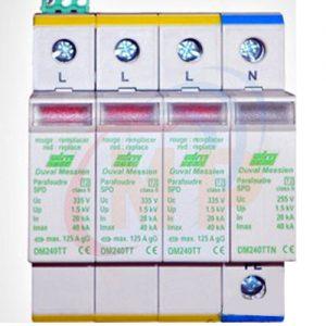 chống sét lan truyền duval-messien-DM125 TT4 550 NPE