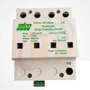 chống sét lan truyền duval-messien-lDM125 TN3 - NPE