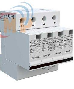 thiết bị cắt sét 4P (3L+N)-Type-1+2-(50kA.200kA)-DS134R