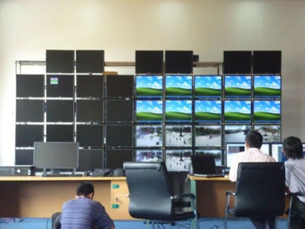 Thi công hệ thống Camera giám sát