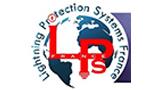 Lighting protection logo